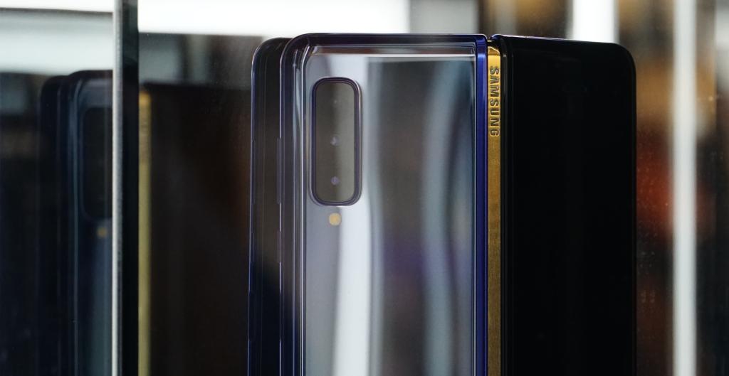 三星台灣針對多家外媒評測 Galaxy Fold 發生損壞發表說明,並發出延後上市通知