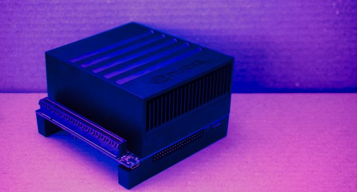 NVIDIA Jetson AGX Xavier AI運算平台動手玩軟體篇:強大影像辨識功能可即時分析25組影片