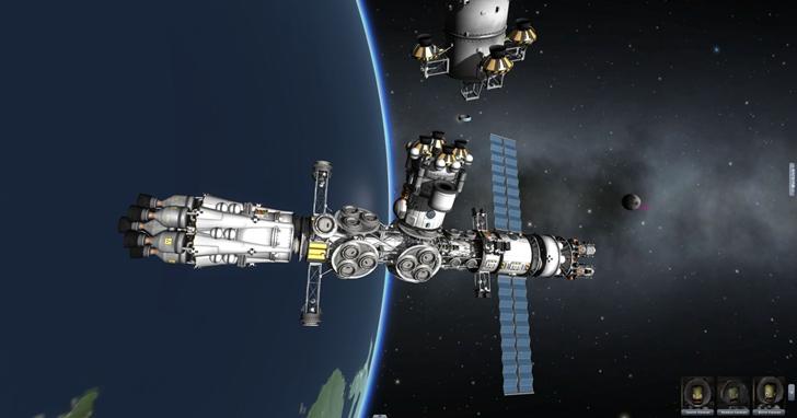 一個玩家用三年在《坎巴拉太空計畫》中完成了一項看似不可能的壯舉