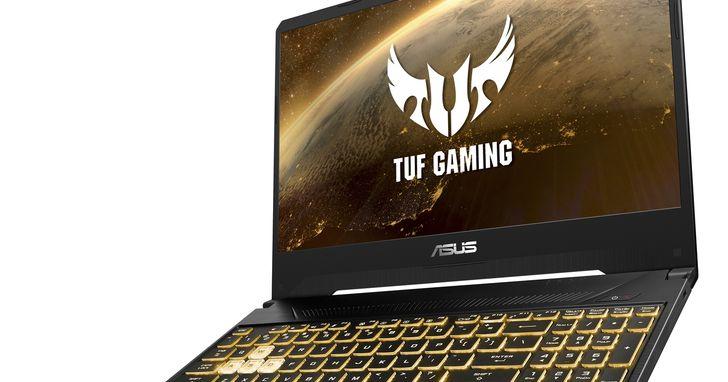 結合AMD處理器與NVIDIA顯卡的電競筆電,ASUS TUF Gaming FX505 / FX705登場