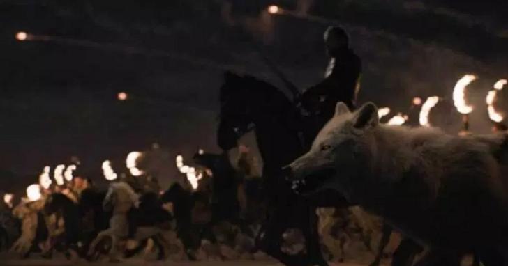 《權力遊戲》攝影師:「臨冬城之戰」我們是故意把畫面拍暗的,觀眾會知道我們用心良苦