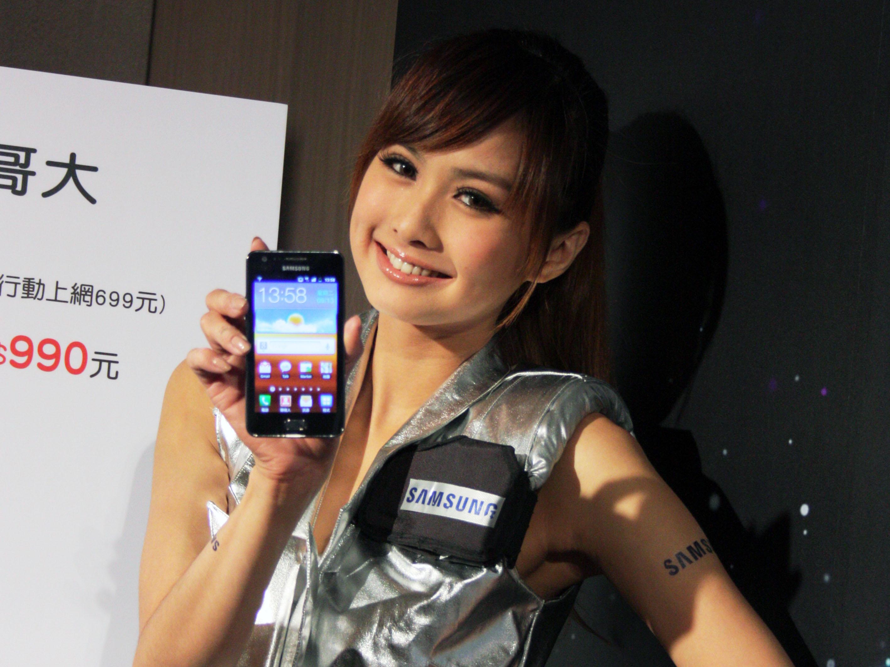 Samsung Galaxy R:高規格、中價位,SⅡ 以外的好選擇