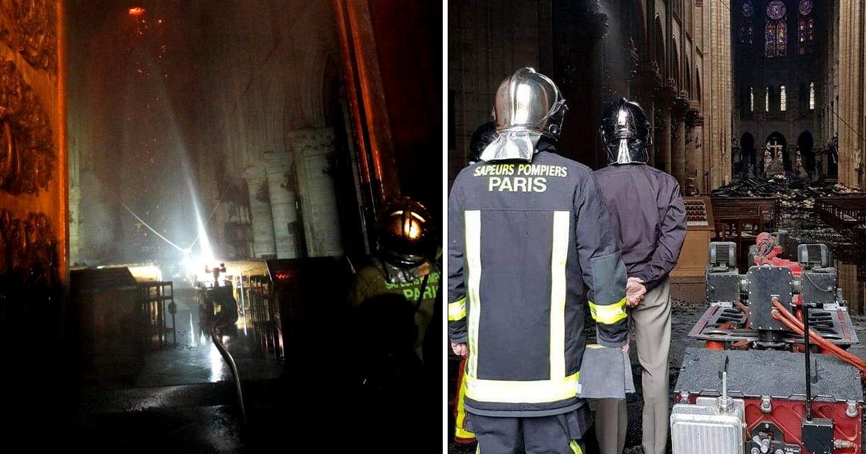 售價700萬的機器人,如何在巴黎聖母院大火中「作戰」