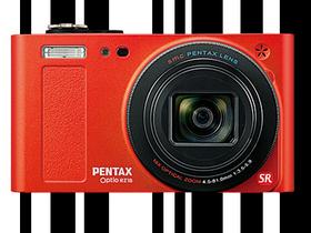 Pentax Optio RZ18:廣角25mm、18x光學變焦相機發佈