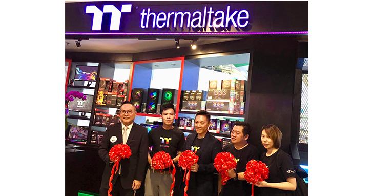 全東南亞首家! 曜越TT Concept store概念館閃耀登入馬來西亞