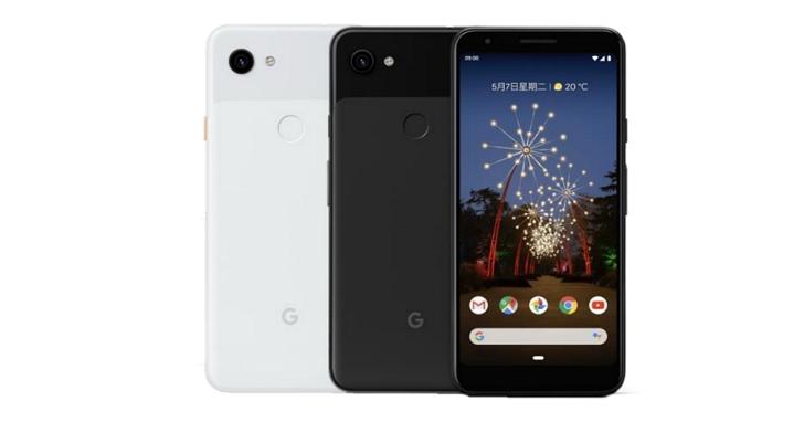Google Pixel 3a/3a XL 台灣上市,新增AR 步行導航功能和縮時錄影功能、售價14,500 /17,100 元起