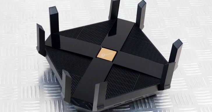802.11ax 價格破壞者,TP-Link Archer AX6000 無線路由器納入 2.5Gbps 有線網路高速評測