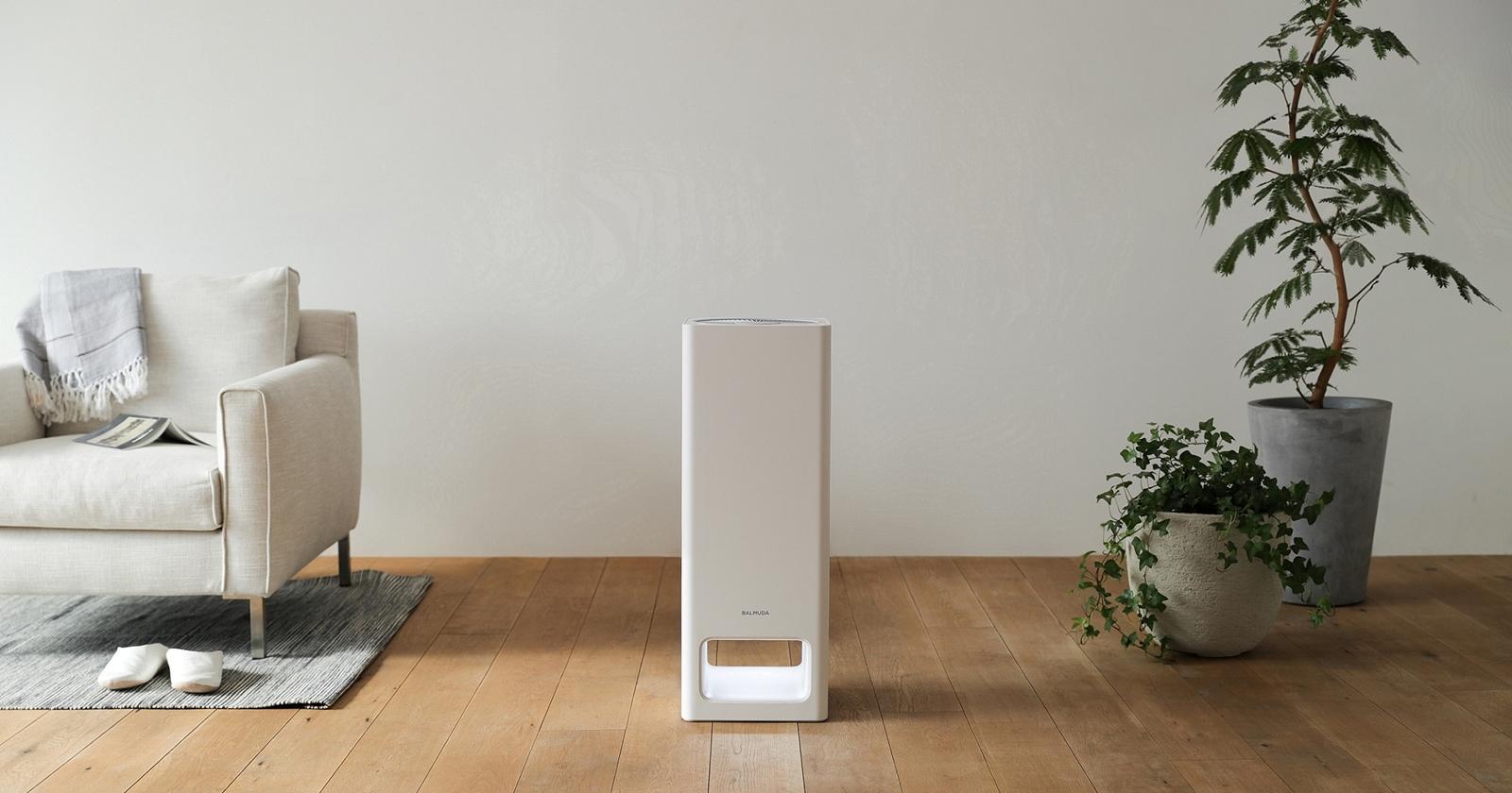 超美型 BALMUDA The Pure 空氣清淨機上市,售價 18,880 元