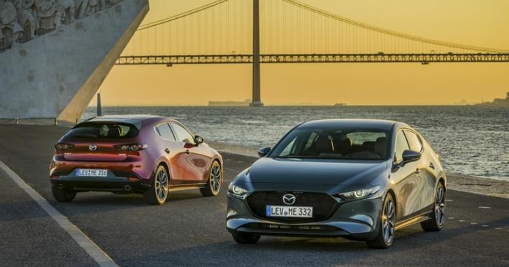 新世代Mazda 3 國內售價公布,紙上沙盤分析面對同級對手Focus、Auris、Golf的作戰能力