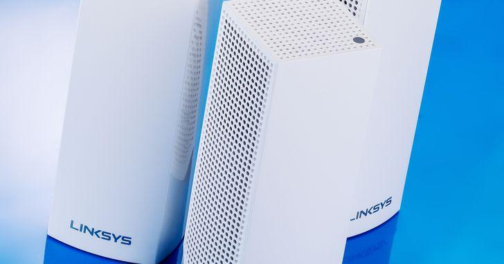 Linksys VELOP(WHW03 V2)- 三頻全方位Mesh網狀路由器