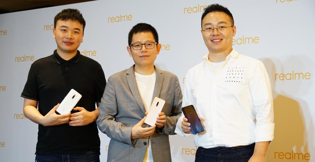 realme為何在台灣只賣平價的青春版而不賣高階版?realme CEO及行銷負責人說明旗下產品規劃策略