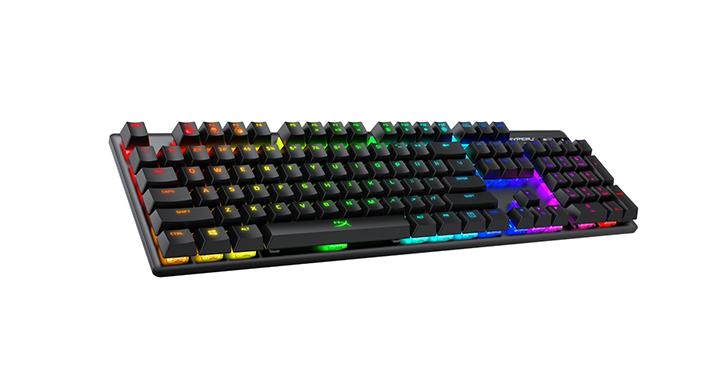 Computex 2019:HyperX於Computex首度發表Alloy Origins機械式電競鍵盤