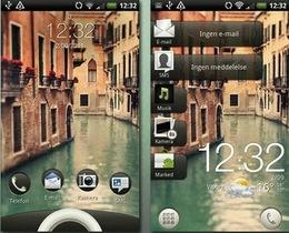 HTC Bliss / Rhyme 搭載的 SENSE 3.5 全新介面搶先玩