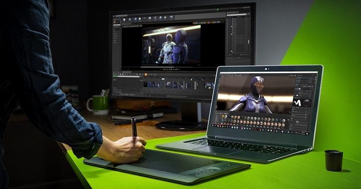 Computex 2019:NVIDIA Studio 發布、整合 RTX GPU 與 NVIDIA Studio Stack 軟體,為創造者帶來工作站效能筆電 | T客邦