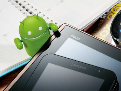 5款 Android 3.0 平板電腦採購推薦