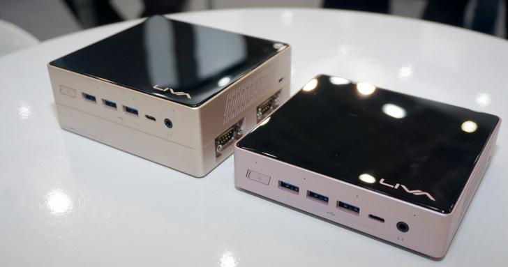 Computex 2019:ECS LIVAZ3E Plus迷你電腦,0.75升體積竟能容納HDMI擷取卡