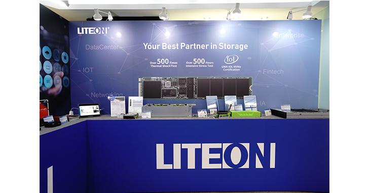 Computex 2019:光寶展出雲端儲存及中小企業應用儲存解決方案