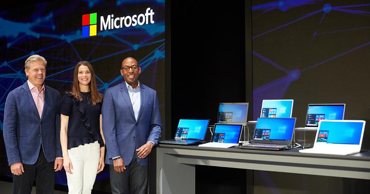 Computex 2019:微軟重申「智慧終端」關鍵地位,現代化作業系統需滿足消費者基本期待
