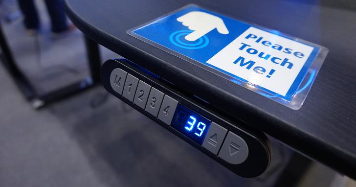 Computex 2019:遊戲玩家也有「職業傷害」,你知道為什麼桌子要有電動升降嗎?