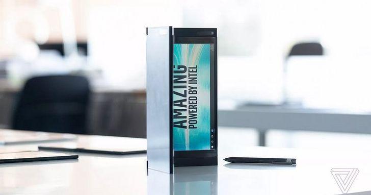 微軟雙螢幕 Surface 裝置曝光,預計可能在今年發佈