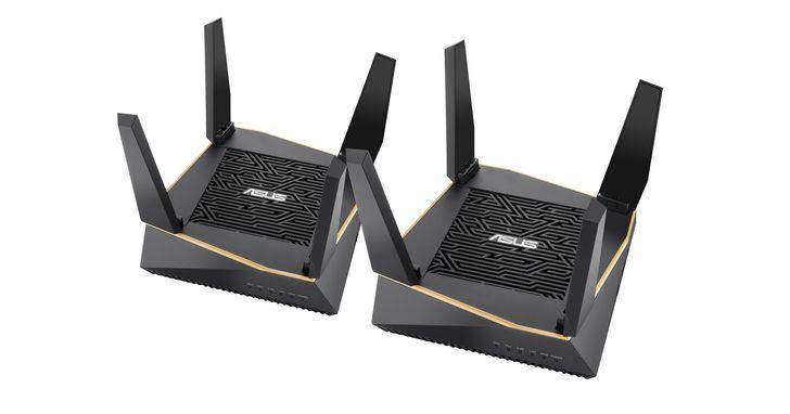 全球首款Wi-Fi 6 Mesh網狀網路系統,ASUS AiMesh AX6100三頻Wi-Fi系統上市