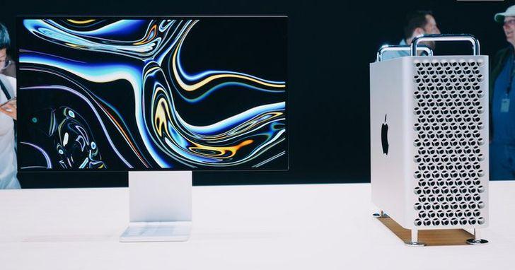 現場體驗 Mac Pro 之後,才理解為什麼史上最強的蘋果電腦要推倒垃圾桶造型、換上都是洞的設計
