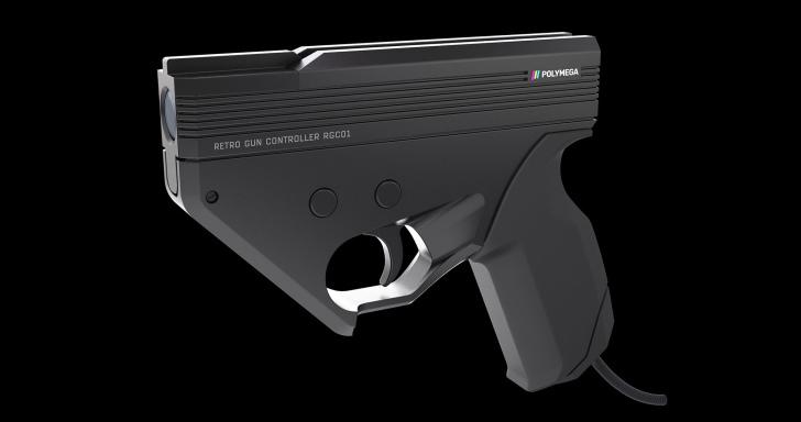 強強聯手!Polymega宣布與Sinden Light Gun合作推出專用光線槍