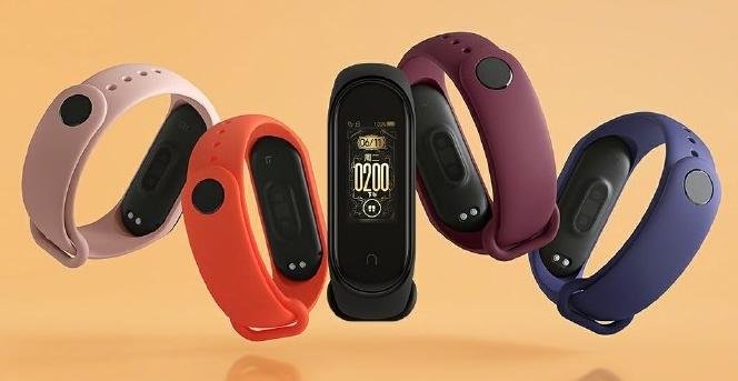 小米手環 4 正式發表,彩色螢幕、多種錶面、中國本月開賣
