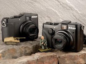 新舊款相機 Nikon P7100 對決 P7000,新機值得買嗎?