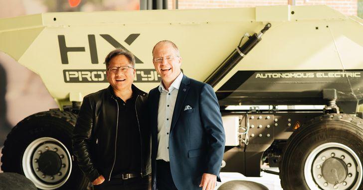 Volvo攜手NVIDIA對卡車業務進行轉型,提供自動駕駛車給多個產業