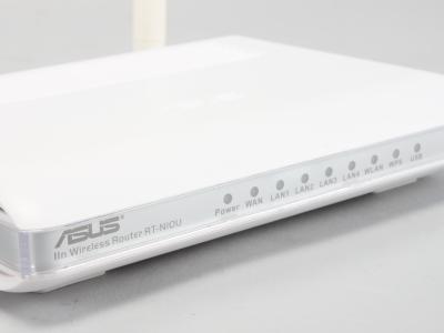 Asus RT-N10U 無線 AP,辦公室網路分享動手玩