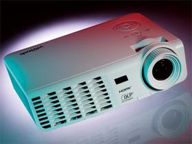 Vivitek D512-3D 投影機:免轉檔,2D影片直接播出 3D效果