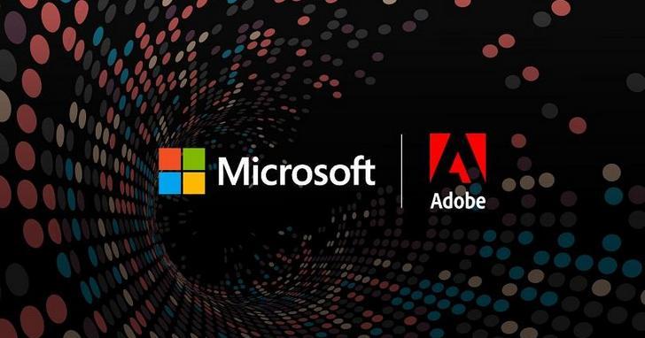 Adobe Document Cloud推出與Microsoft應用服務全新整合