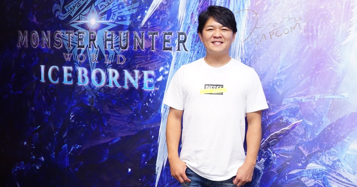 《魔物獵人世界:Iceborne》大型資料片 9 月上市,製作人辻本良三來台解說全新遊戲要素