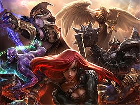 英雄聯盟:Dominion 新模式攻略與詳細介紹