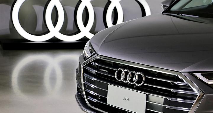 Audi A8 終於訂在八月上市,全面導入先進科技