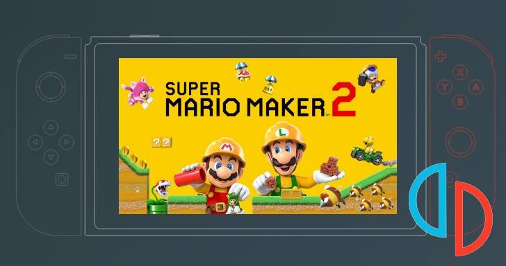 Yuzu模擬器7月贊助者預覽版,已可執行《超級瑪利歐創作家2》