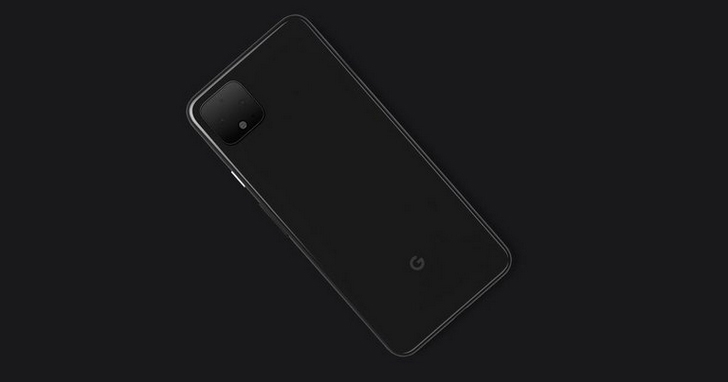 Pixel 4 XL 新的算繪圖曝光,後置三鏡頭,並非挖孔螢幕