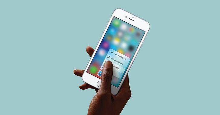 今年的三款 iPhone 可能都沒有 3D Touch 了