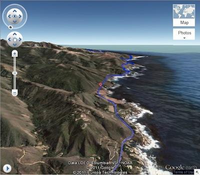 Google Maps 路線規畫新增直昇機視角 3D 導航功能