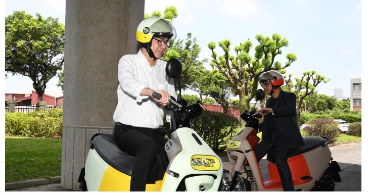 2020年將持續補助購買電動機車,行政院表示電動機車電池電芯國產化為重點