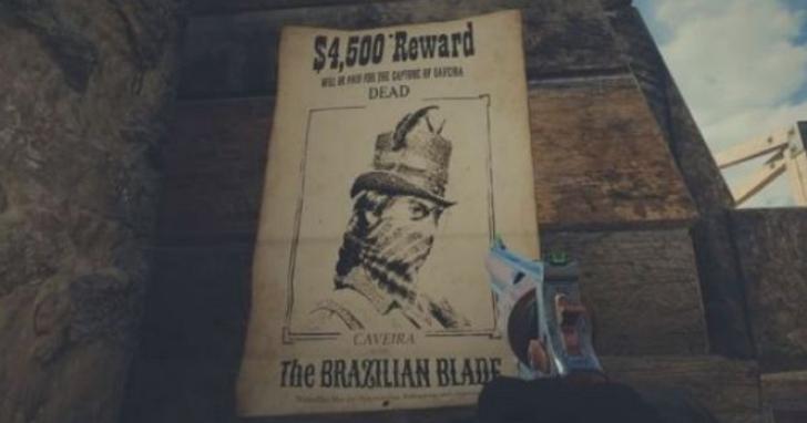 《彩虹六號》玩家把當作裝飾地圖的懸賞令當了真,找到這位玩家還把他幹掉去找育碧領賞