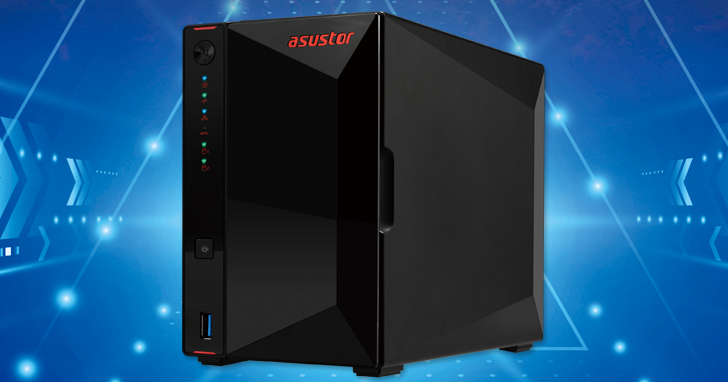 【限時團購優惠】ASUSTOR AS5202T 4K 解碼串流無懈可擊