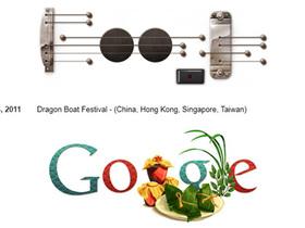 Google Doogle:首頁創意塗鴉的收藏室