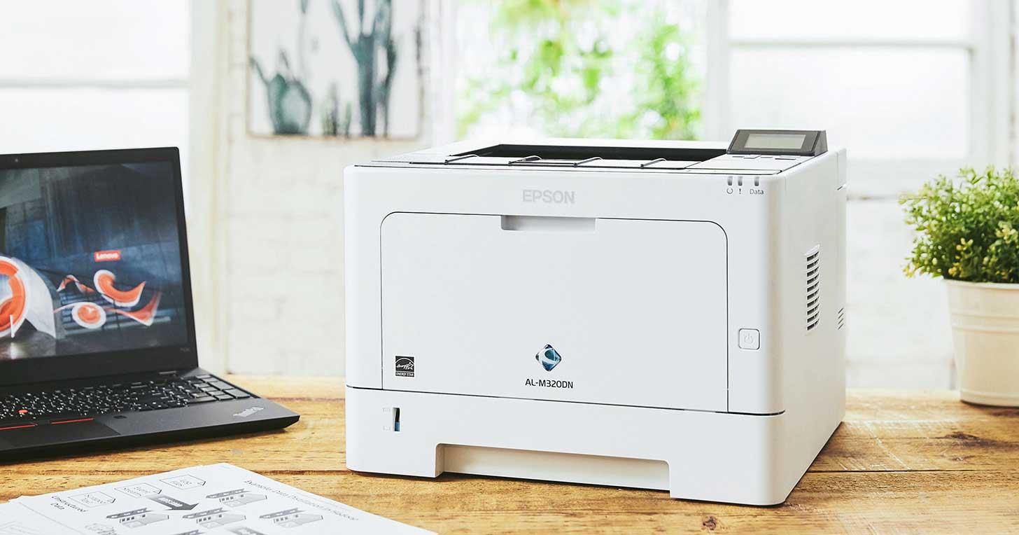 Epson WorkForce AL-M320DN 黑白雷射印表機實測:成本精省,高效率又耐操的辦公好幫手!