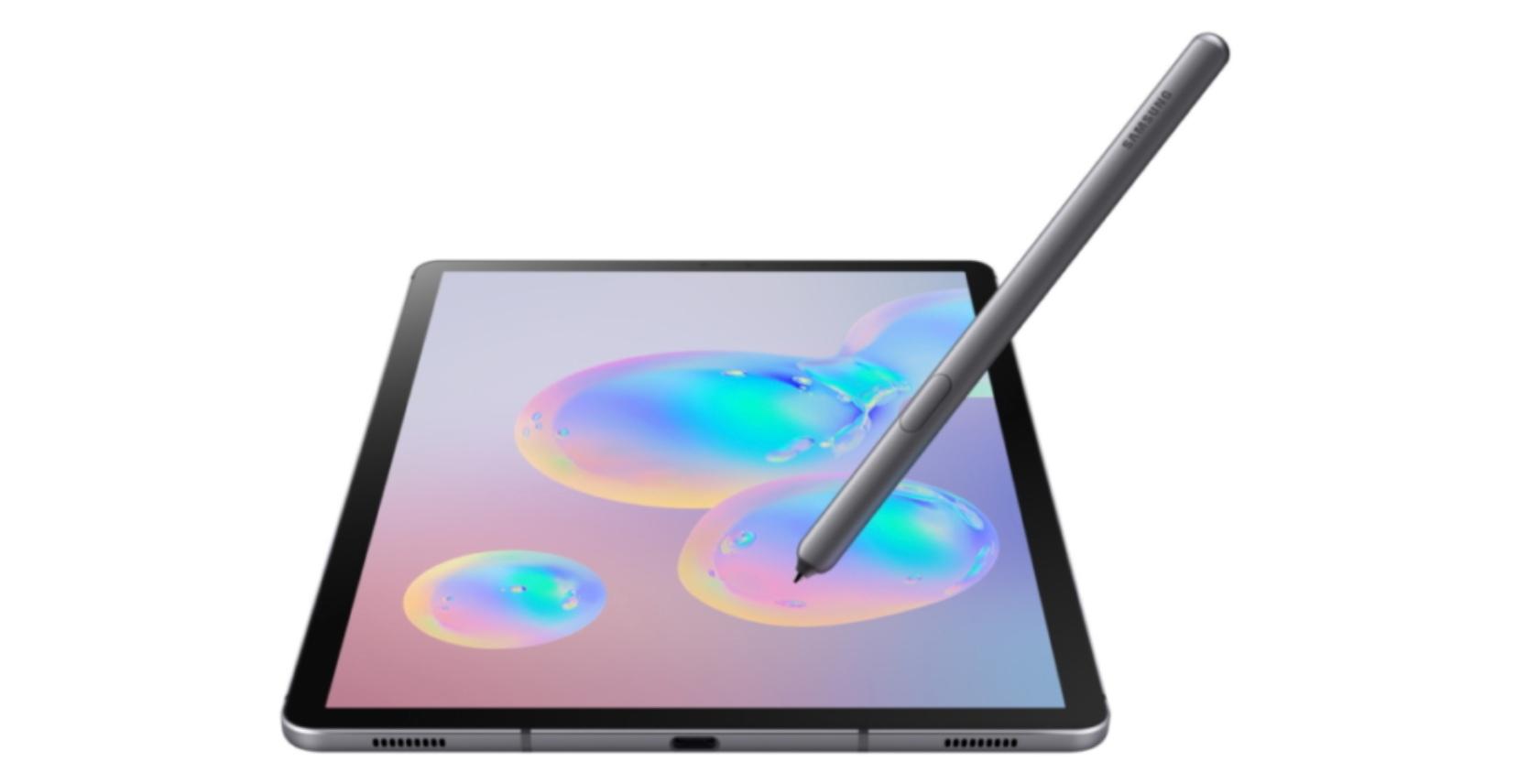 三星旗艦平板登場,Galaxy Tab S6 預計九月初上市