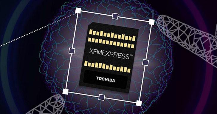 Toshiba 推出超薄 XFMEXPRESS 機構規範,MacBook Air 還要焊死 SSD 嗎?