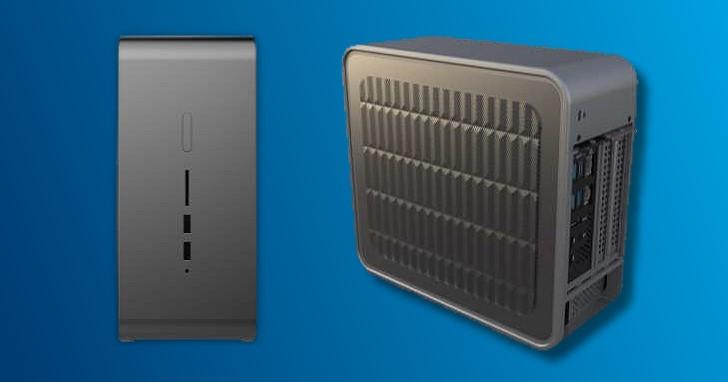 Intel NUC 增添工作站產品線,Quartz Canyon 整合 Xeon E 八核心處理器可安裝高階獨立顯示卡
