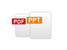免軟體,在雲端直接將 PDF 檔轉 PPT 檔
