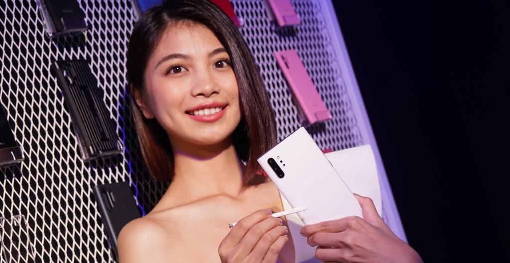 三星 Galaxy Note 10 / Note 10+ 台灣售價發表,售價 31,900 元起
